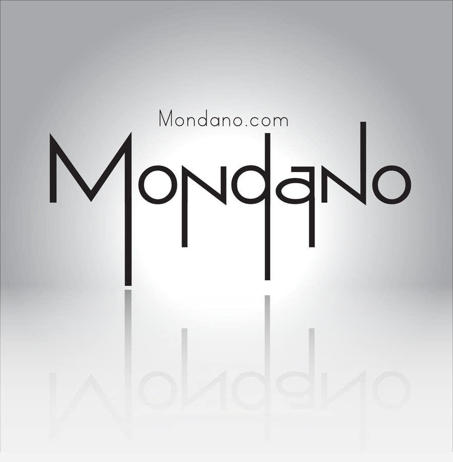 Proposition n°535 du concours Logo Design for Mondano.com