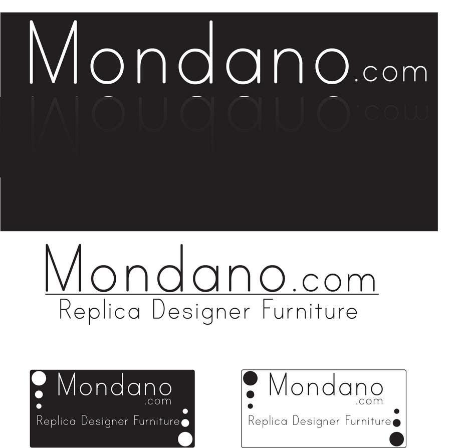 Contest Entry #545 for Logo Design for Mondano.com