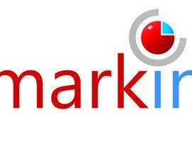 #132 para Logo Design for Markin por Dichs