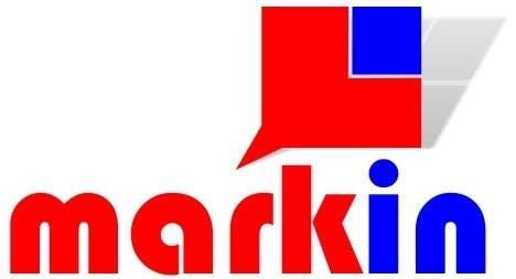 Inscrição nº 101 do Concurso para Logo Design for Markin