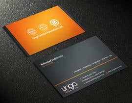 #145 for Design some Business Cards by OviRaj35