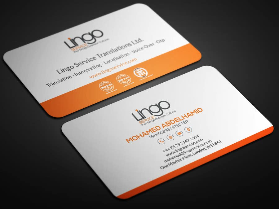 Entry 17 by smartghart for design some business cards freelancer business card reheart Choice Image