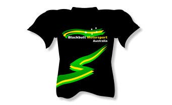 Contest Entry #                                        24                                      for                                         Graphic Design for Blackbutt Motorsport Australia