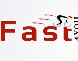 nº 18 pour Design a Logo for my bike Brand 2Fast4You par surajitdutta101