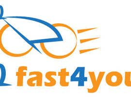 #6 para Design a Logo for my bike Brand 2Fast4You por lilybak