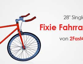 nº 6 pour Design a Banner for the slider on our bicycle website par lovely9