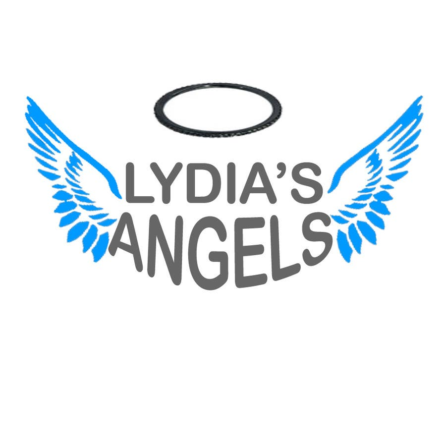#34 for Design a Logo for Lydia's Angels by sabeshkumar
