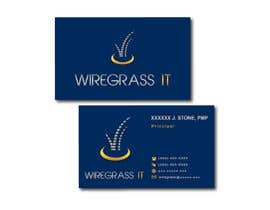 nº 74 pour Design a Logo for Wiregrass IT par Kkeroll