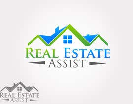aqstudio tarafından Design a Logo for Real Estate Assist için no 182