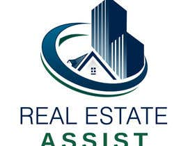 rivemediadesign tarafından Design a Logo for Real Estate Assist için no 106