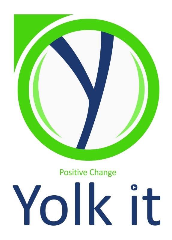 Proposition n°                                        190                                      du concours                                         Logo Design for YOLK IT