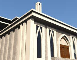 Nro 1 kilpailuun Do some 3D Modelling- Mosque and madrassah-and see your design be built!! käyttäjältä mediatenerife