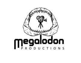 "designstore tarafından Design a Logo for my video production company"" Megalodon productions"" için no 12"