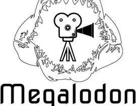 "smbdhs tarafından Design a Logo for my video production company"" Megalodon productions"" için no 22"