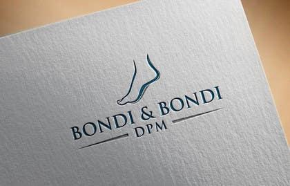 anurag132115 tarafından Design a Logo - Bondi & Bondi, DPM - Podiatrist için no 116