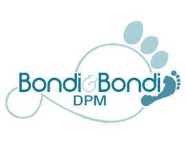 Nro 215 kilpailuun Design a Logo - Bondi & Bondi, DPM - Podiatrist käyttäjältä dipakart