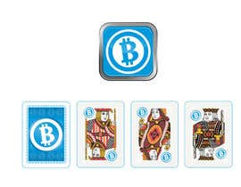 Nro 4 kilpailuun Design a playing card and an app icon käyttäjältä vlaja27