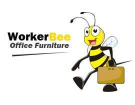 #5 for Design a Logo for Workerbeeofficefurniture.com af solarpowered