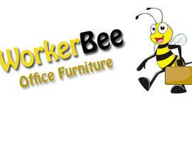 #15 for Design a Logo for Workerbeeofficefurniture.com by Adeelsarwar44