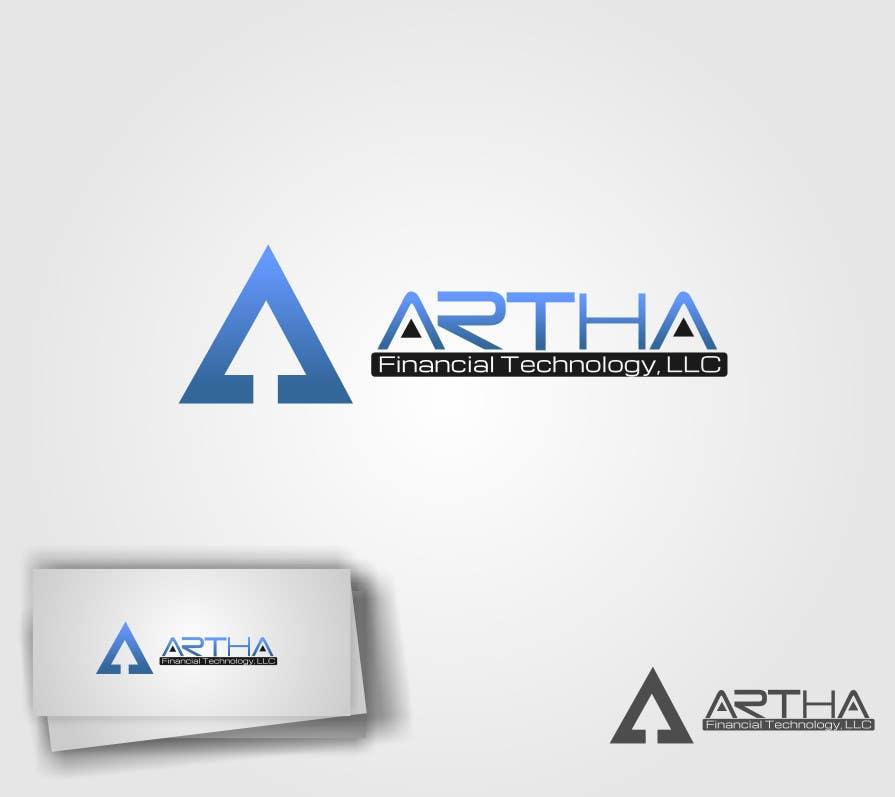 Contest Entry #167 for Logo Design for www.artha-tech.com