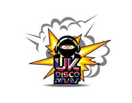 #20 para Design a Logo for UK Disco Ninjas clan por rolandhuse