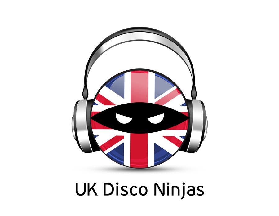 Inscrição nº 15 do Concurso para Design a Logo for UK Disco Ninjas clan