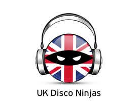 #15 para Design a Logo for UK Disco Ninjas clan por eldaralex
