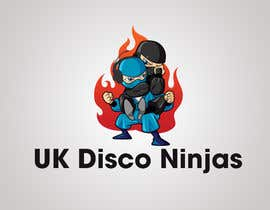 #4 cho Design a Logo for UK Disco Ninjas clan bởi LogoFreelancers