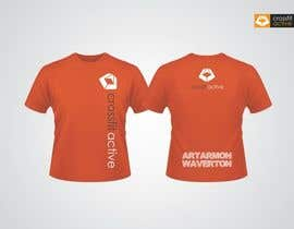 #23 for Design a T-Shirt for Crossfit Box by sanjiban