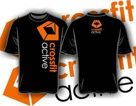 #9 para Design a T-Shirt for Crossfit Box por iYNKBRANE