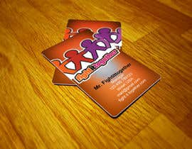 #6 cho Need a cool business card design that matches our logo bởi beetok18