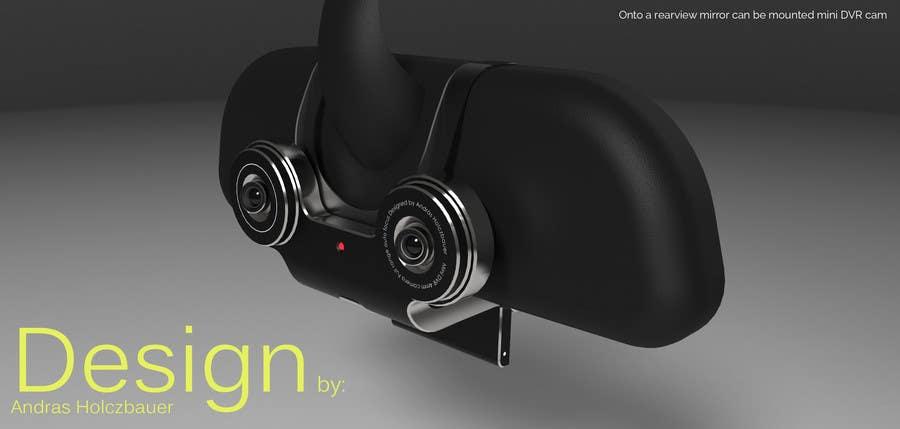 #8 for Do some 3D Modelling for car DVR by handras88