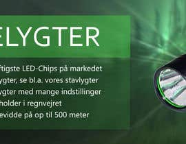 #18 for Design banner for slider on www.lygtesalg.dk by andersvalsted