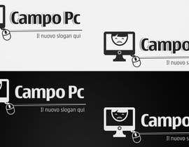 #3 for Disegnare un Logo for CampoPC by tanasalexandru