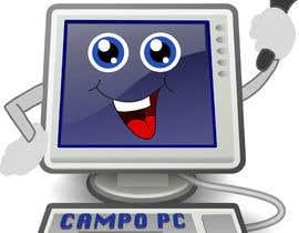 paolabertulli tarafından Disegnare un Logo for CampoPC için no 4