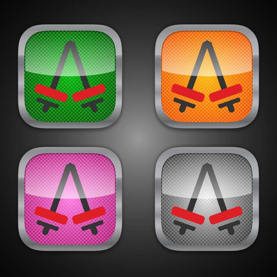 Bài tham dự cuộc thi #22 cho Design an App Icon for a Gym App