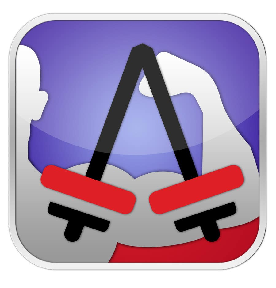 Bài tham dự cuộc thi #44 cho Design an App Icon for a Gym App