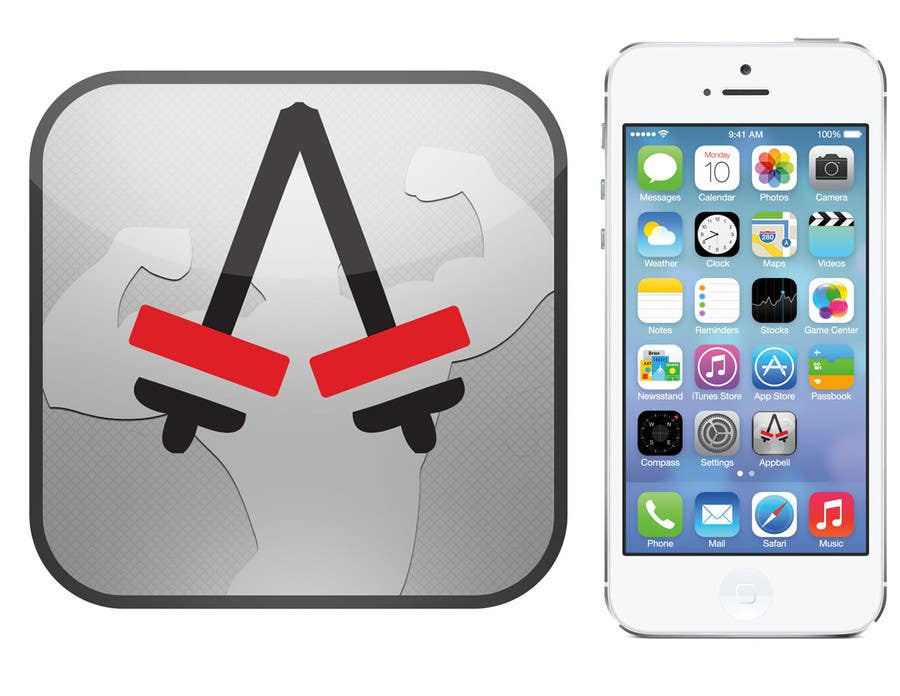 Contest Entry #86 for Design an App Icon for a Gym App