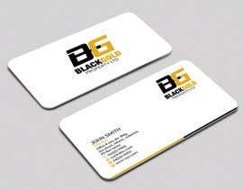 elkarmani tarafından Business card Design and logo to support it. için no 19