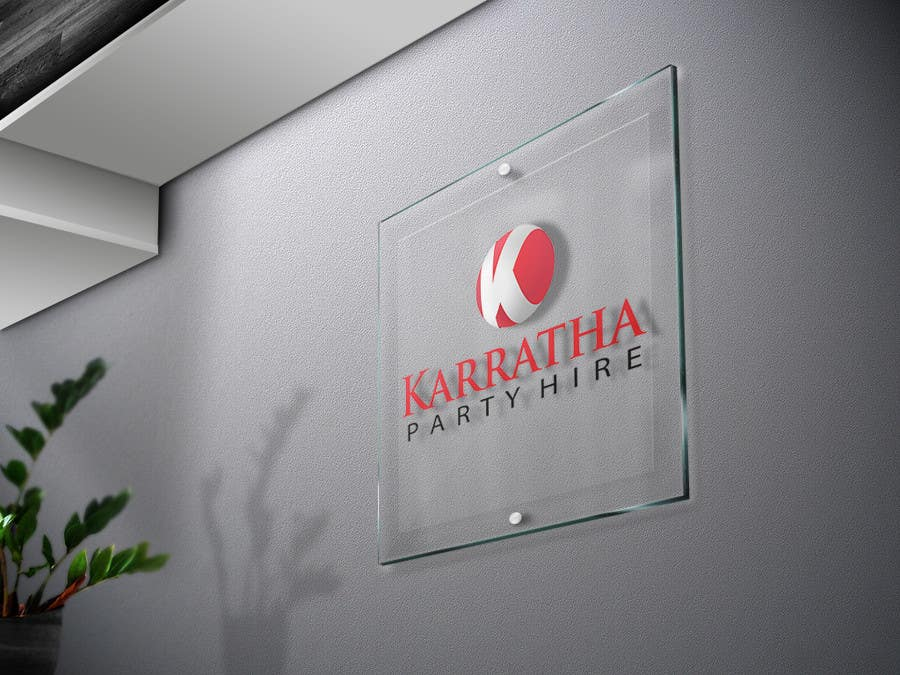 #28 for Design a logo for Karratha Party Hire by baiticheramzi19
