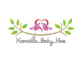 nº 36 pour Design a logo for Karratha Party Hire par Debasish5555