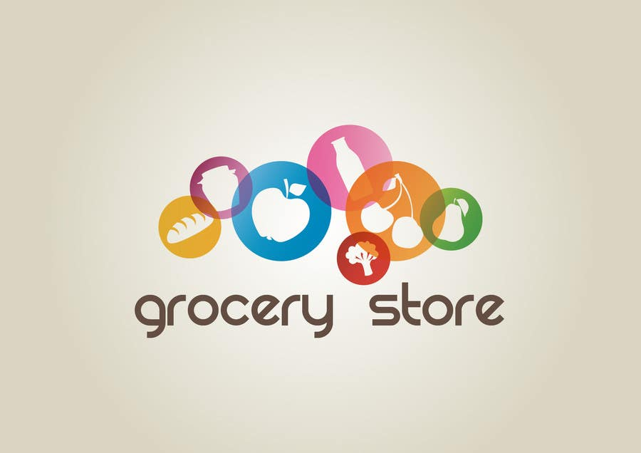 Design a Logo / Symbol for a grocery store. | Freelancer Grocery Store Logos Free