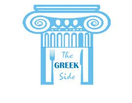 "#14 for Design for ""The Greek Side"" af nensi90ns"