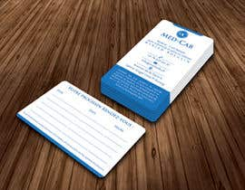 #21 para Med-Cab Business Card Design por kreativedhir