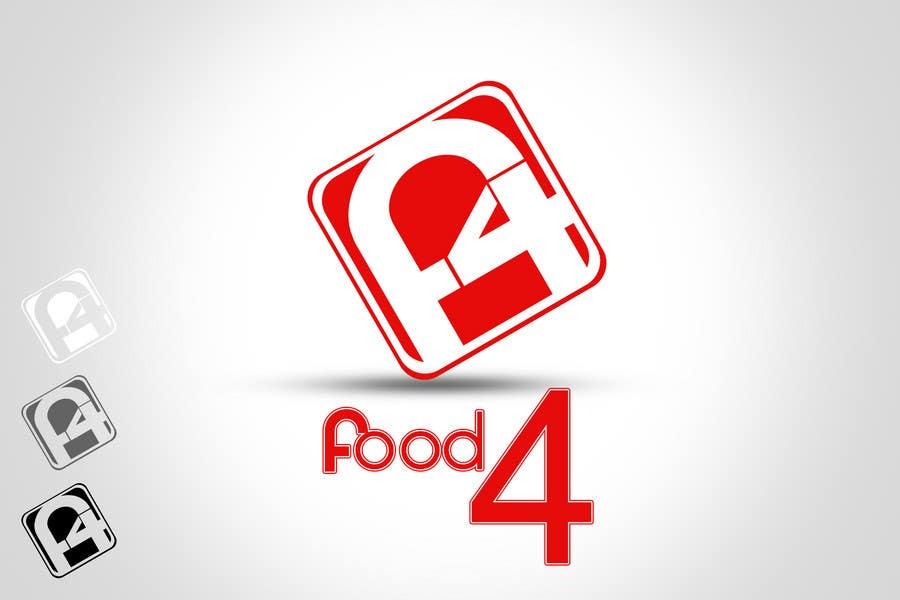 #467 for Logo Design for Food4 by rogeliobello