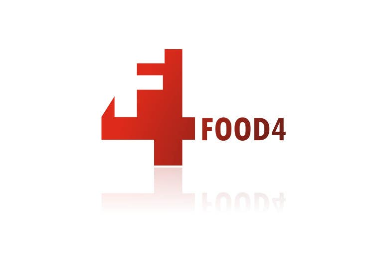 #142 for Logo Design for Food4 by whitmoredesign