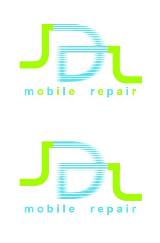 Inscrição nº 32 do Concurso para Design a Logo for a Mobile cellphone and mobile device repair company