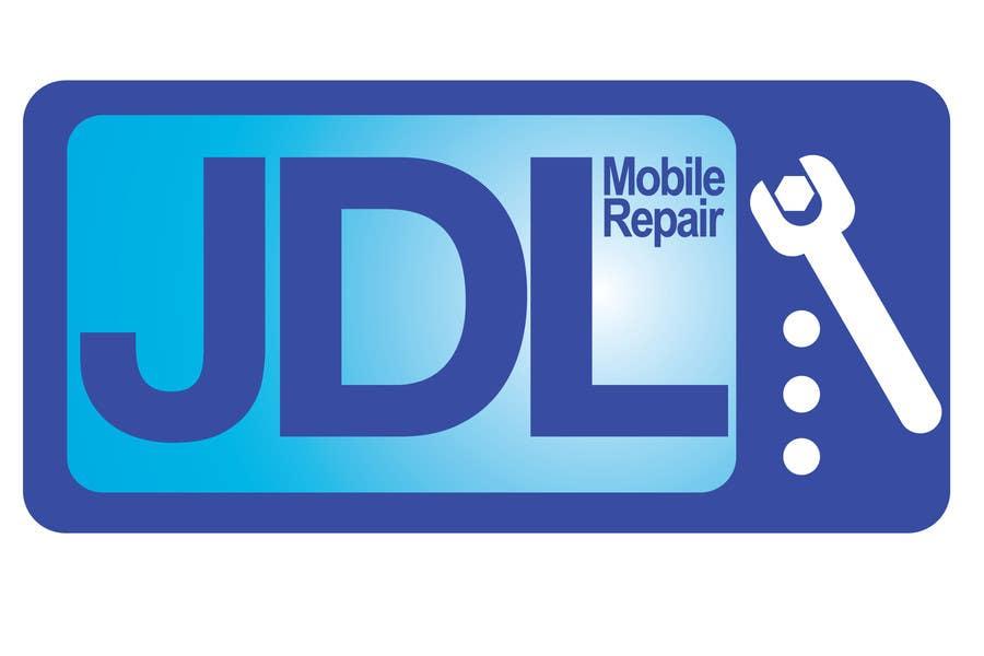 Inscrição nº 35 do Concurso para Design a Logo for a Mobile cellphone and mobile device repair company