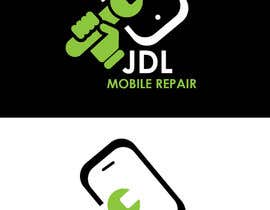 #25 para Design a Logo for a Mobile cellphone and mobile device repair company por utrejak