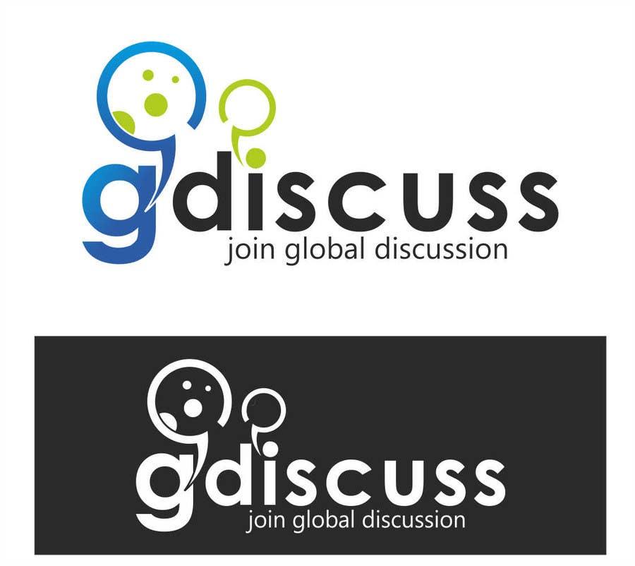 #15 for Design a Logo for gdiscuss.com by TOPSIDE